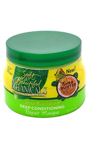 Soft & Beautiful Botanicals Ultra Nourishing Deep Conditioning (15 oz.)