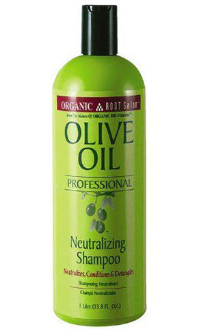 Organic Root Stimulator Olive Oil Neutralizing Shampoo