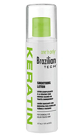 One N Only Brazilian tech Keratin Smoothing Lotion