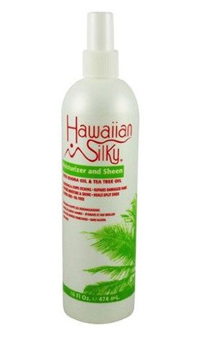 Hawaiian Silky Moisturizer and Sheen