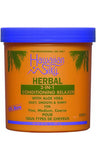 Hawaiian Silky Herbal 3 in 1 Conditioning Relaxer with Aloe Vera Step 2