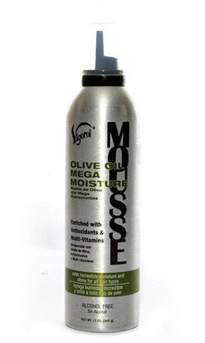 Vigorol Olive Oil Mega Moisture Mousse