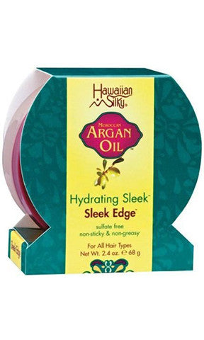 Hawaiian Silky Argan Oil Hydrating Sleek Edge (2.4 oz.)