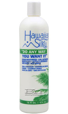Hawaiian Silky Do Anyway You Want It Cream Moisturizing Curl Activator