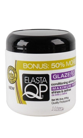 Elasta Qp Glaze Plus Conditioning Shining Gel Maximum Hold
