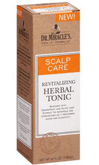 Dr Miracle's Scalp Care Revitalizing Herbal Tonic