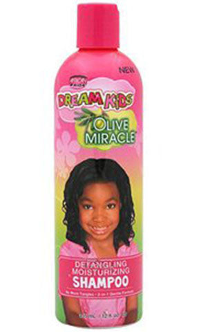 African Pride Dream Kids Olive Miracle Shampoo (12 fl oz.)