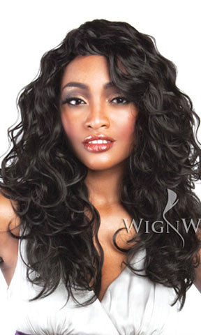 Isis Collection human Hair Blend Weaving Echantress More Hair Ocean Wave 4 Pieces