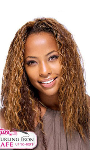 Freetress Equal Wet and wavy Synthetic Hair Weaving French Super