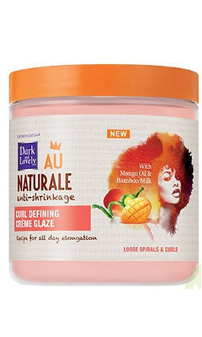 Dark and Lovely Au Naturale Curl Defining Creme Glaze 14.4oz