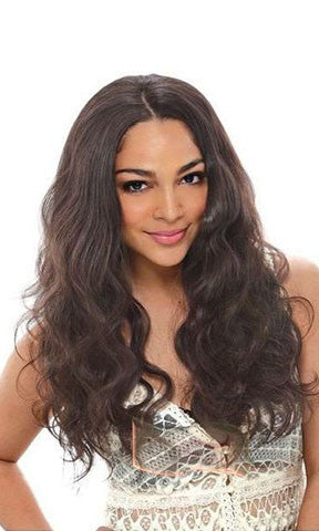 Janet Collection Brazilian Bombshell 6 pieces Unprocessed Natural Hair Body Weave
