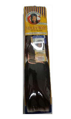 Milkyway Human Hair Weaving Afro Kinky 6""