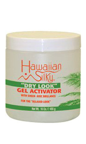 Hawaiian Silky Gel Activator Dry Look