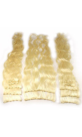 Lee Beauty Ring Extension 100% Human Hair