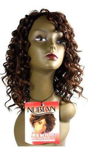Nubian New Deep Wave Premium Human Hair Weave
