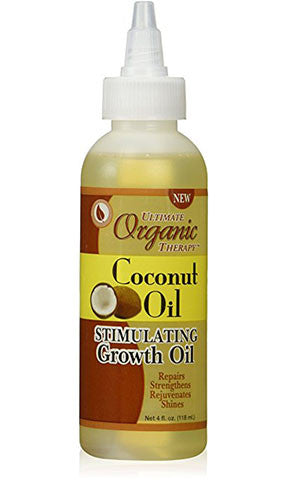 Ultimate Organics Therapy Coconut Oil Stimulating Growth Oil