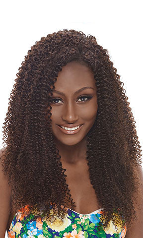 Janet Collection Brazilian Bombshell 6 pieces Unprocessed Natural Hair (Natural Bohemian)