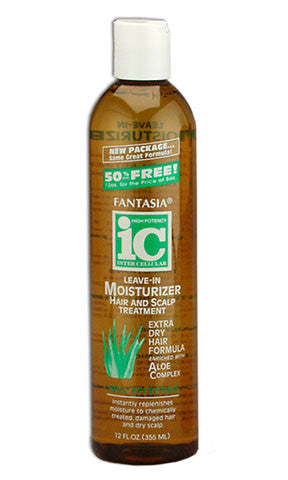 Fantasia Ic Leave-in Moisturizer Hair And Scalp Treatment