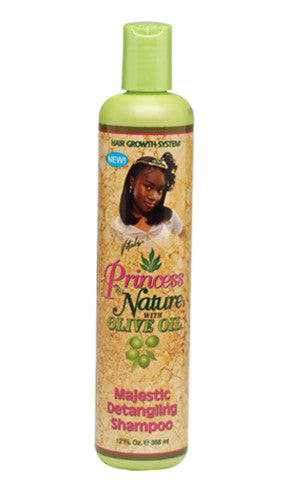 Vitale Princess by Nature With Olive Oil Majestic Detangling Shampoo