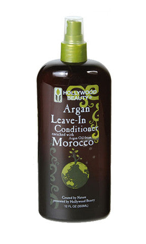 Hollywood Beauty Argan Leave In Conditioner