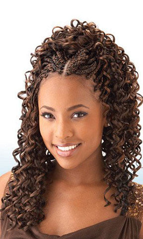 Freetress Synthetic  Hair Braiding Gogo Curl