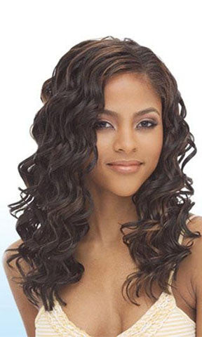 Freetress Equal Synthetic Hair Weaving Loose Deep
