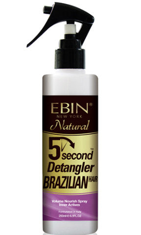 Ebin New York 5 Second Detangler for Brazilian Hair