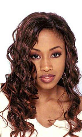 Freetress Synthetic Hair Weaving Finger Roll Wave