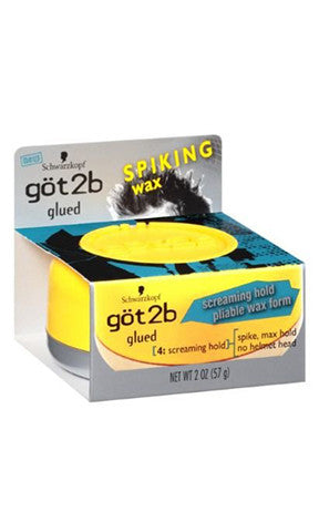 got2b glued Spiking Wax (2 oz.)
