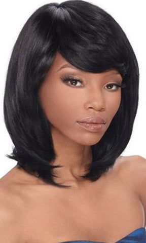 Outre Quick Weave Complete Cap Synthetic Wig Sista 10 inches
