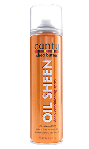 Cantu Shea Butter Deep Conditioning Oil Sheen Spray