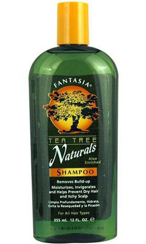 Fantasia Tea Tree Natural Shampoo