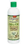Africas Best Organics Olive Oil Moisturizing Growth Lotion