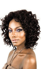 Isis Collection Human Hair Weaving Badu Ripple Deep 3 Pieces