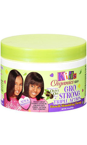 Africas Best Kids Organics Gro Strong Triple Action