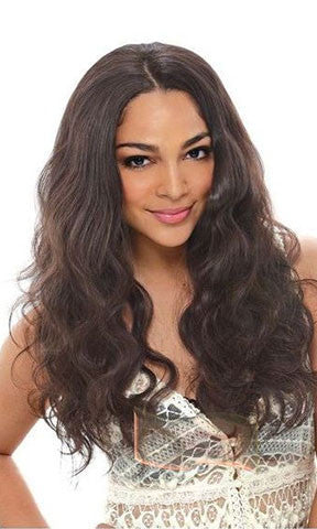 Janet Collection Brazilian Bombshell Unprocessed Natural Body Weave