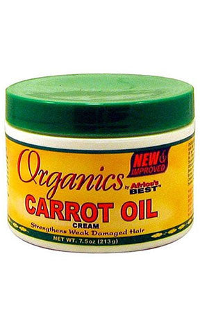Africas Best Organics Carrot Oil Cream