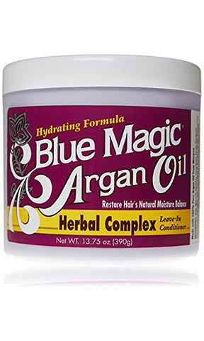 Blue Magic Argan Oil Herbal Complex Leave In Conditioner