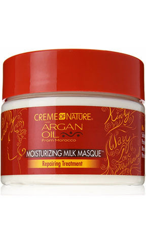 Creme of Nature with Argan Oil Moizturizing Milk Masque