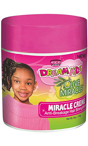 African Pride Dream Kids Olive Miracle Miracle Creme (6 oz.)