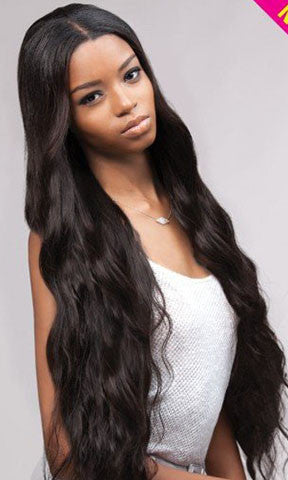 Simply 100% Non Processed Human Hair Brazilian Natural Drop Body