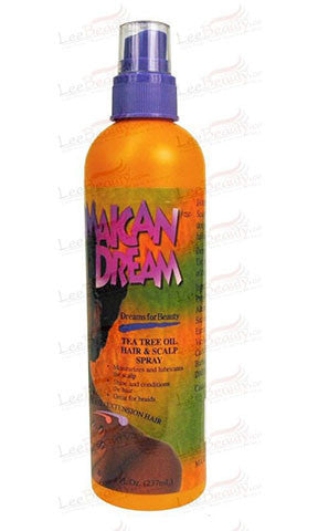 Jamaican Dream Tea Tree Oil Hair and Scalp Spray
