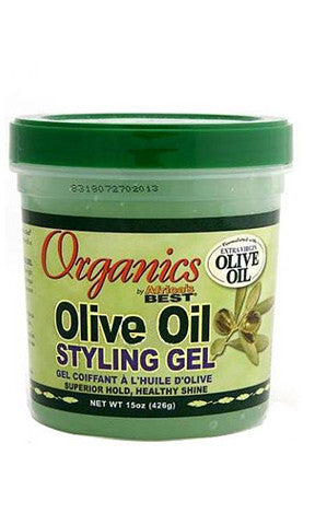 Africas Best Organics Olive Oil Styling Gel