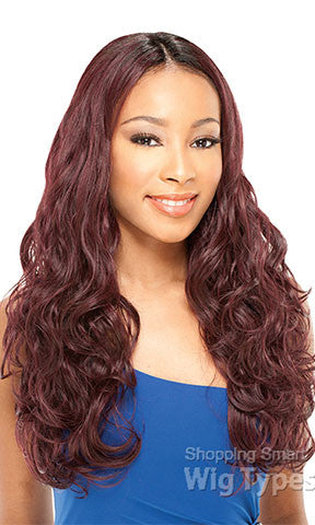 Freetress Equal Premium Invisible Synthetic Hair Weaving Twinkle Curl 4 Pieces
