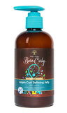 As I Am Born Curly Argan Curl Defining Jelly (Soft Hold) 8 fl oz.