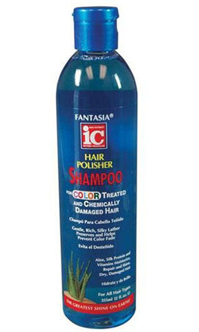 Fantasia Ic Shampoo For Color Treated And Chemically Damaged Hair