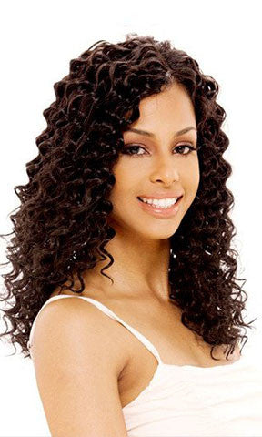 Milkyway Que Human Hair Weaving MasterMix Deep Wave