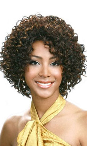 Bobbi Boss Premium Synthetic Wig M776S Short Kamoi