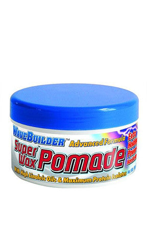 Wavebuilder Pomade Super Wax Advance Formula