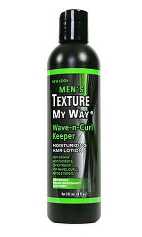 Texture My Way Wave n Curl Keeper Moisturizing Hair Lotion